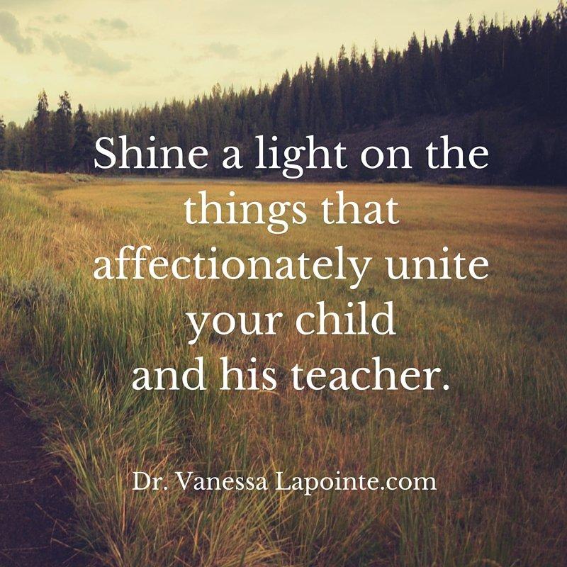 Shine a Light - Dr Vanessa Lapointe.com