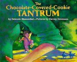 chocolate covered cookie tantrum